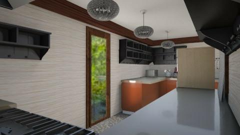 A Kitchen D - by saniya123