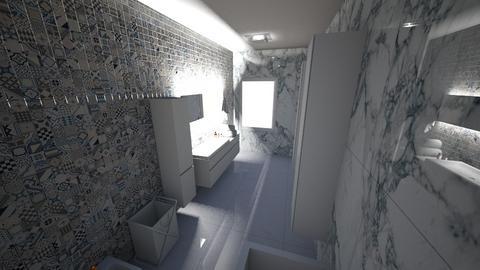 b2 - Bathroom - by lupuuandreea