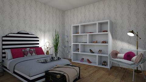 student room - Bedroom - by Tennessee