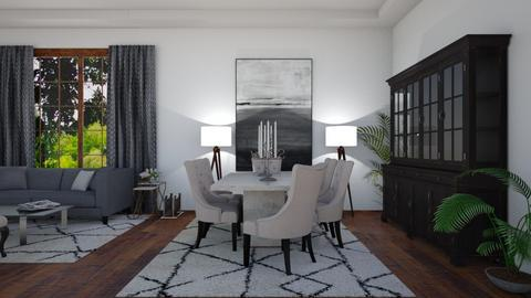 yhfj - Living room - by likuna485