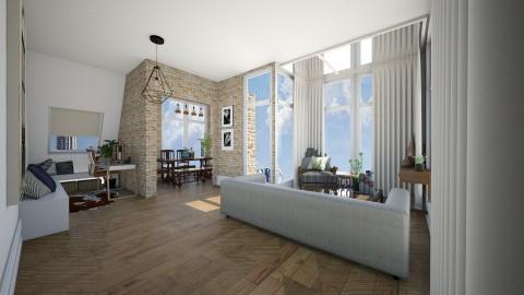 comfy - Living room - by stephaniedelios1992