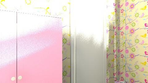 Jade slaapkamer  - Rustic - Kids room - by Shirley Janssen