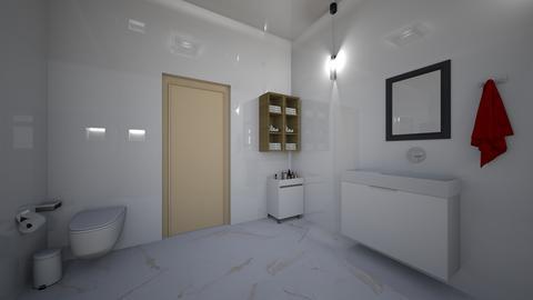 Bathroom 2 - Bathroom - by saratevdoska