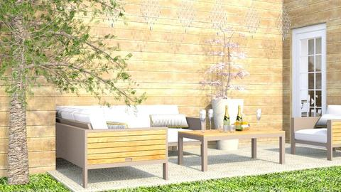 Rental O - Garden - by millerfam