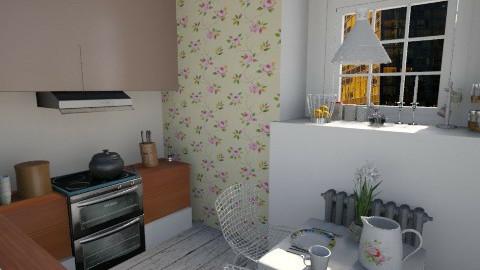 dy 1 - Minimal - Kitchen - by Amyy