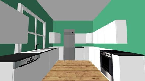 KITCHEN 1 - Kitchen - by andresch8