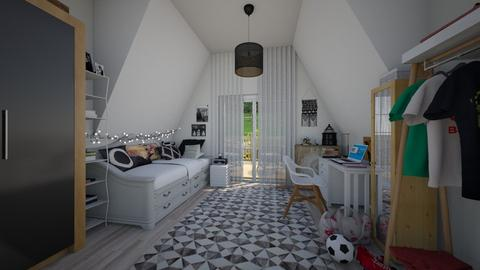 tbr - Bedroom - by Reka7