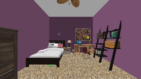 My New Room - Modern - Bedroom - by nduverlus2018