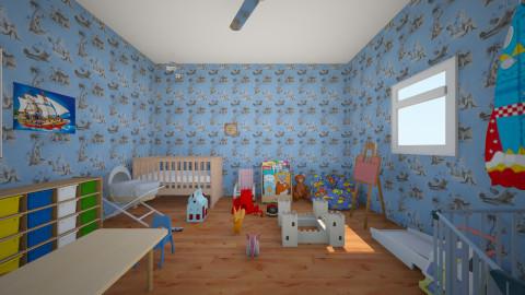 kids - Kids room - by kimmclain31
