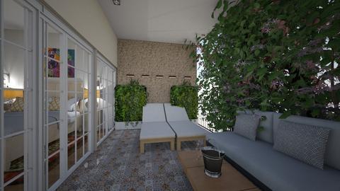 hotel room 8 - by mali savir