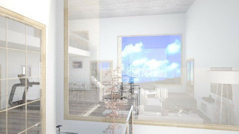 Dream House  - Minimal - Garden - by Brina Yunio