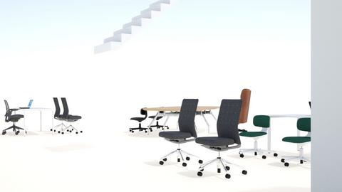 Office Lantai 2 - Office - by Achmad