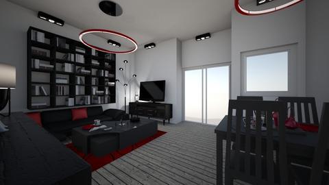 zielony chlopak - Modern - Living room - by DERRYS