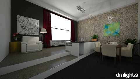 1qw - Living room - by DMLights-user-1335949