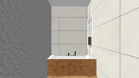 99 - Bathroom - by paulinkad1988