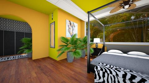 Walk on the wild side - Bedroom - by Addie Smooches