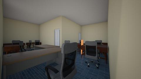 Tech Room New _ cool2 - Office - by brandit