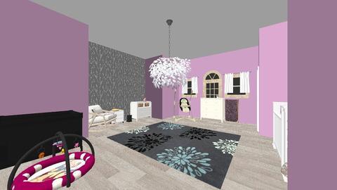 Penelopes Room - Kids room - by Em_141602