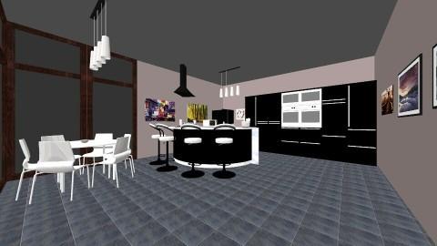 sweet - Minimal - Kitchen - by Ritus13