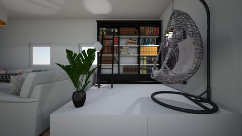 Sofia  - Living room - by Jorchu