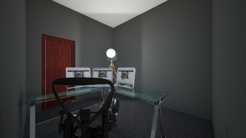 Youtuber Room 1 - Modern - Office - by redRose91799