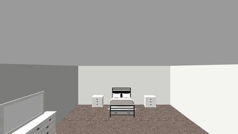 Edalis room 1 - Bedroom - by Edali1011821