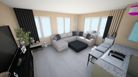 Kreadas living room - Living room - by sulks1241