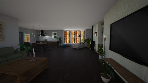 nddd - Living room - by TRMVM