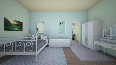 bedroom - Bedroom - by Kioko Arwyn