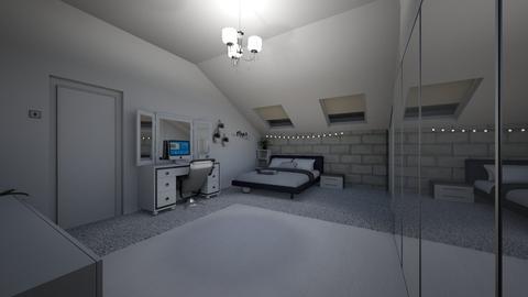 My Dream Bedroom  - Modern - Bedroom - by Kyle_uwu