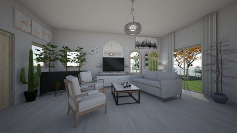 Living room Nada  - Living room - by Nada Trputec_44