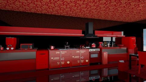 467 - Kitchen - by Jade Autumn