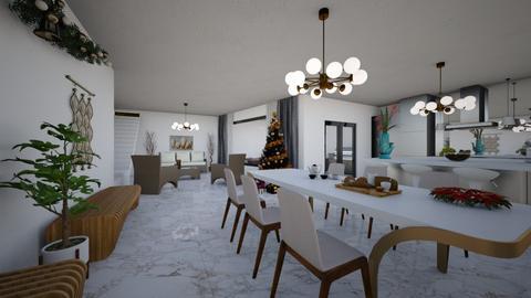 Design 21 VILLA BLANCA - by michellitamuralles