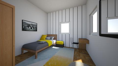 omer segal fridman - Modern - Kids room - by segalfridman