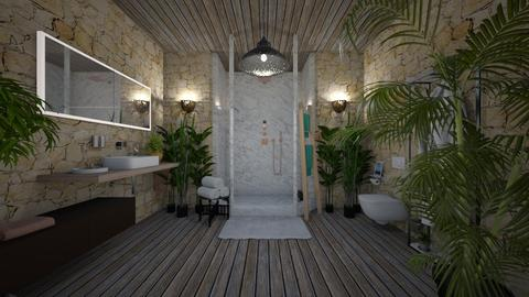 east - Bathroom - by Dashka0709