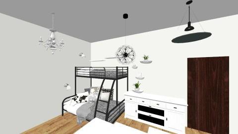 bedroom ila  - Bedroom - by ilamiss