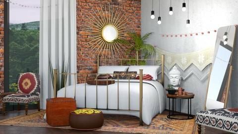 awoken - Eclectic - Bedroom - by annator
