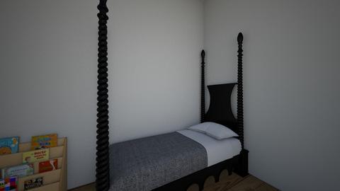 Mitt rum 2k19 - Bedroom - by iamstupid