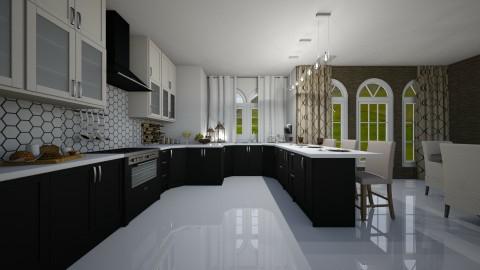 272 Kitchen - by Agata_ody