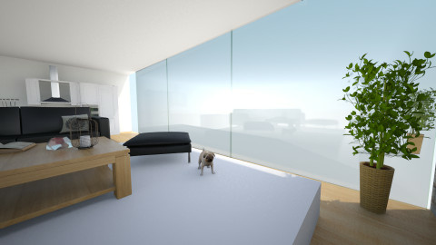 loft d - Modern - Living room - by Katarina Bogosavac