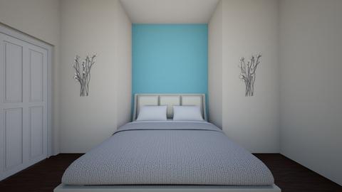bedroom - Bedroom - by ally cat