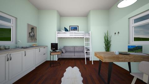 tiny house - Minimal - by Lost girl