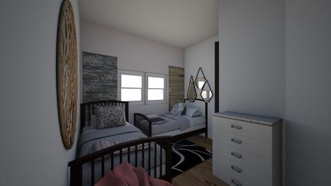 My bedroom Design - Feminine - Bedroom - by Joy Oke
