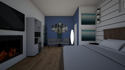 Master bedroom upgrade 1 - Classic - by JaysonKarrie
