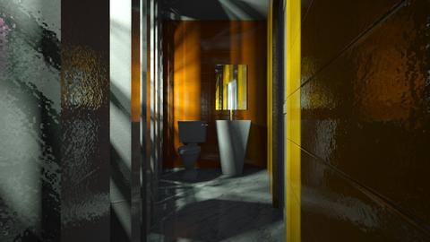 wc - Bathroom - by Berecz Viktor