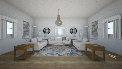 Country Comforts  - Modern - Living room - by Elf_prettyballetgirl16