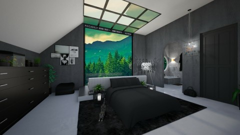 Attic Room - by Tuubz
