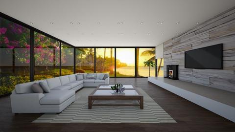 Elon Reeve Musk - Eclectic - Living room - by Elenn