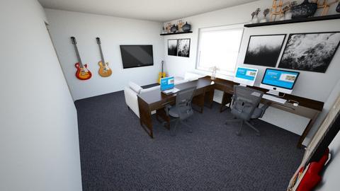 Stood - Minimal - Office - by schmalib