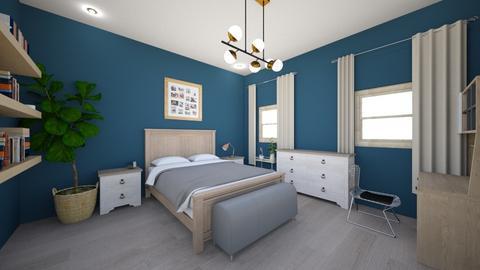 Modern - Bedroom - by heyitsmeb